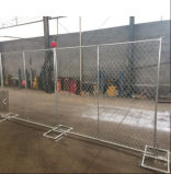 USA-Standardaufbau-temporärer KettenlinkFence/6FT*10FT Temp-Zaun