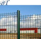 Загородка ячеистой сети 3D PVC высокого качества Coated