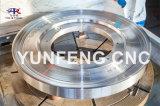 China CNC-Gravierfräsmaschine für Gummireifen-FormSideplate mit guter Qualität