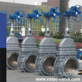 Vatac api 6D Cast Through Conduit Gate Valve