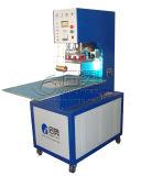 Machine à emballer à haute fréquence d'ampoule de PVC de plaque tournante