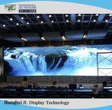 P6 de alta calidad de vídeo de grado en el interior de la publicidad de la junta de la pantalla de LED