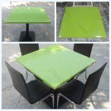 Твердая поверхность Fast Food обеденные столы и стулья