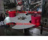Tipo giratório máquina de enchimento da selagem do recipiente (KIS-1800)