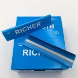 Ultra transparente Zigaretten-Walzen-Papiere mit langsamem Burning