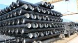 Meilleure qualité de fonte ductile pour la vente de gaz d'alimentation en huile du tuyau en fonte