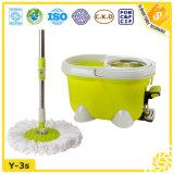 Étage populaire de nettoyage nettoyant la lavette superbe industrielle de Microfiber