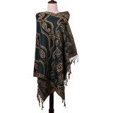 2016新しいデザイン女性のための大きいサイズのPashminaの冬のスカーフ