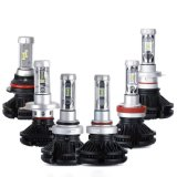 Fast Selling Car Headlight Kit, AUTO LED Light H4, H11 and H7, 9005 and 9006