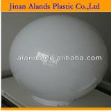 بيضاء أكريليكيّ كرة لأنّ ضوء تغطية