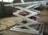 Hydraulische schwere Laden-Vertikale Scissor Auto-Aufzug