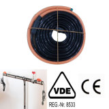 Pipe Protection 16W / M VDE Pipe cable Calefacción
