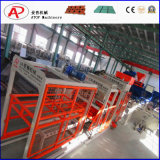 Bloc automatique hydraulique de capacité moyenne de brique de la Chine faisant la machine
