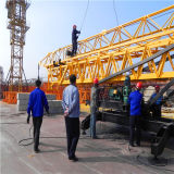 SGSが付いている最もよい品質の建設用機器のQtkのモデルタワークレーン