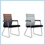 Cadeira barata do escritório de gerente do couro da saliência do braço para o escritório executivo