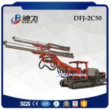 Impianti di perforazione di trivello enormi sotterranei portatili Dfj-1c14 del traforo della Cina