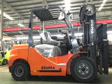 3500kg 포크 기중기 디젤 포크리프트