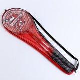Artículos deportivos plancha Badminton en conjunto con 2 raquetas y la tapa