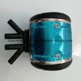 El pulsador neumático de acero inoxidable 304 L80