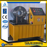 中国のよい製造者の自動油圧ホースひだが付く機械価格