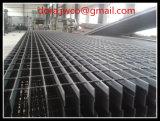 Caillebotis en acier galvanisé (grincement de dents de scie) à partir de Professional Fabricant