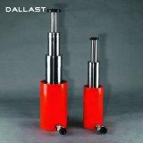 5 de duim droeg de Enige Cilinder van de Hydraulische RAM van het Acteren Kleine Gelaste Ineenschuivende