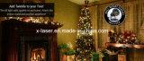Hot vender la Navidad la luz del láser resistente al agua el control de temperatura