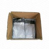 Anuncios publicitarios polivinílicos de envío plásticos baratos del mensajero de los sobres del color de rosa de encargo del bolso