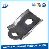 Fabricação de metal do ferro de folha da precisão do OEM que carimba para a dobradiça de porta