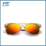 La coutume des lunettes de soleil avec logo UR