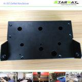 Parti d'acciaio rivestite di montaggio della lamiera sottile di alta qualità della polvere nera