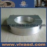 CNC LED 바 죔쇠를 양극 처리하는 기계로 가공 알루미늄 관 죔쇠