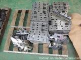 Fabrication de découpe au laser en acier galvanisé OEM