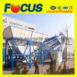 Mobiele Concrete het Mengen zich Installatie 50m3/H