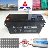12V150AH celda solar de plomo-ácido de batería del panel solar