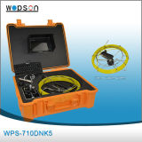 Câmera subaquática da inspeção da tubulação de dreno do endoscópio da câmera da deteção da canalização com DVR