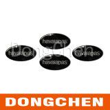 De promotie Stickers van de EpoxyHars van de Hoogste Kwaliteit Milieu Duidelijke