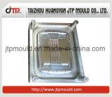 2 Kammer-Kappen-Form des Plastiknahrungsmittelbehälters