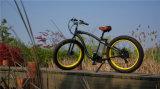 雪の巡洋艦のFatboyアルミニウムEのバイクの脂肪質の電気マウンテンバイク