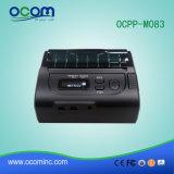 De draagbare Mobiele Thermische POS Printer van het Ontvangstbewijs voor Supermarkt