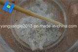 Tofu de carbón activo con la arena de gato, Flushable racimos