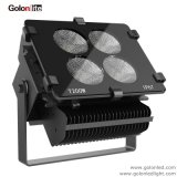 110lm/W 5 Anos de garantia Citizen COB 15 30 60 grau Campo Desportivo Floodlighting 150W 200W Projector LED