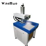 새로운 디자인 1.5W 3W 5W 9W 15W 이동 전화 플라스틱 덮개 회전하는을%s 가진 UV Laser 표하기 3D Laser 조각 기계