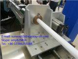 PEに柔らかい管を作るための自動機械装置