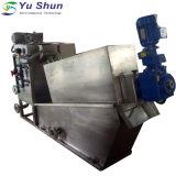 Máquina de desecación del lodo de la industria de papel