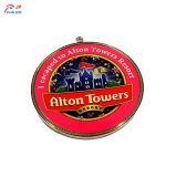 Personalizzare la medaglia creativa del metallo delle torrette di Alton di marchio