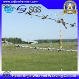 SGSとのSecurity Fenceのための電流を通されたBarbed Steel Iron Wire