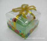 Kundenspezifischer gesunder Plastikgeschenkkasten für Kuchen (Nahrungsmittelverpackung)