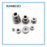 Rondelle ordinaire du matériau DIN 125 d'acier inoxydable