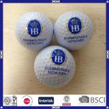 Подгонянный шар для игры в гольф управляя ряда 2 частей